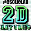 Logo ESCUELAB 2D RETURNS