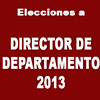 Eleccions Director Departament 2013 - Logo