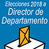 Logo Eleccions 2018 a Director de Departament